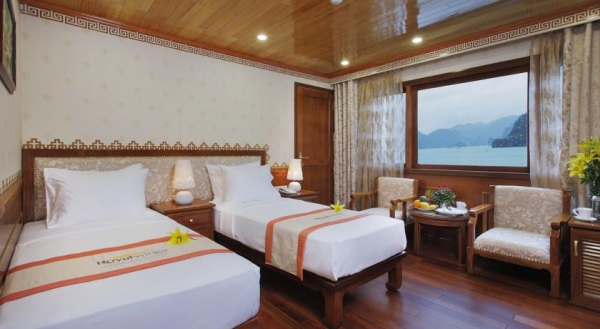 Luxury Five Day northern Vietnam @550$